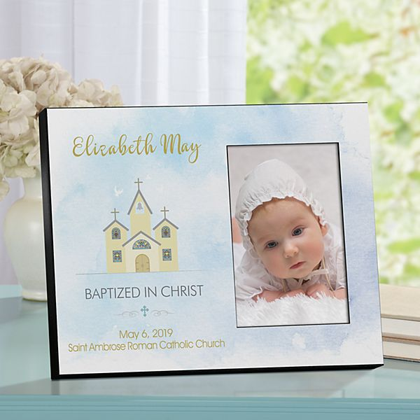 Little Chapel Baptism Frame