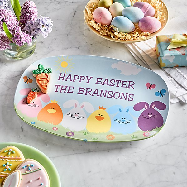 Spring Friends Platter