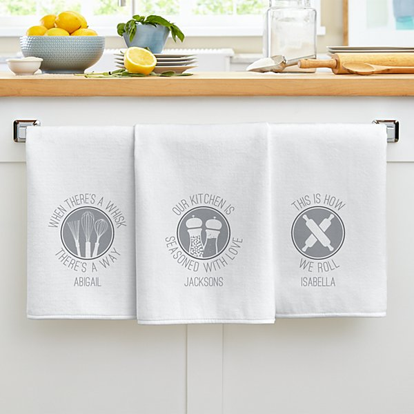 Chef Expressions Kitchen Towel