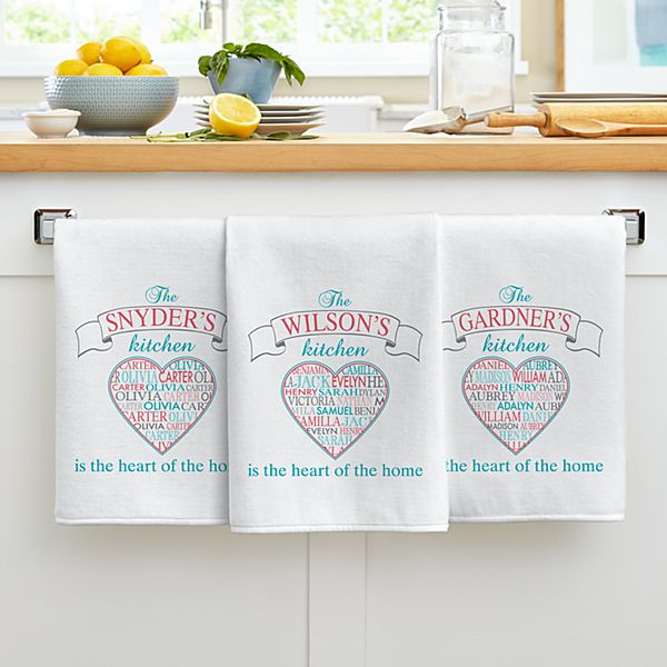 Heart of the Home Kitchen Towel