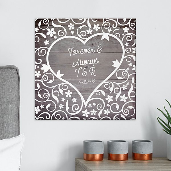 Branches of Love Canvas