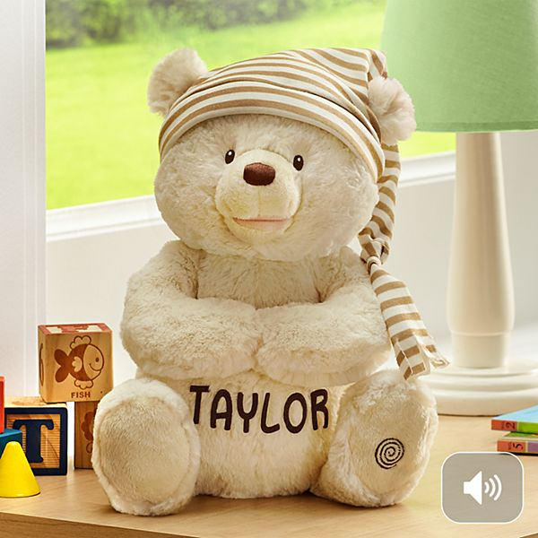 GUND® Animated Prayer Bear