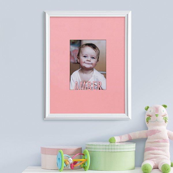 Baby Name Frame