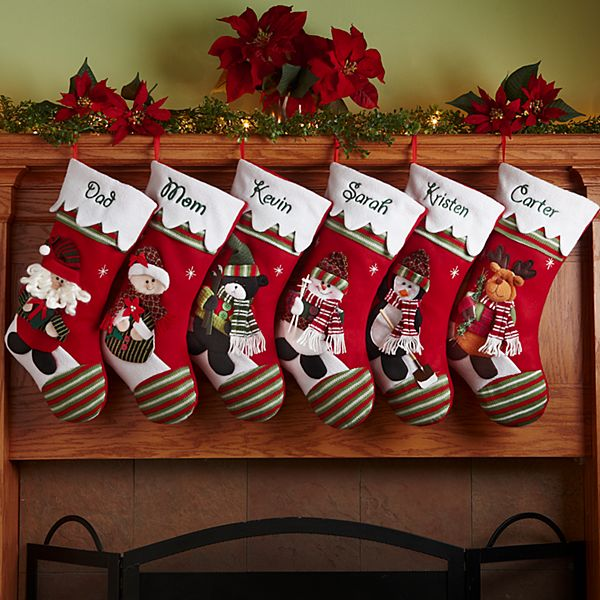 Winter Wonderland™ Personalized Stocking