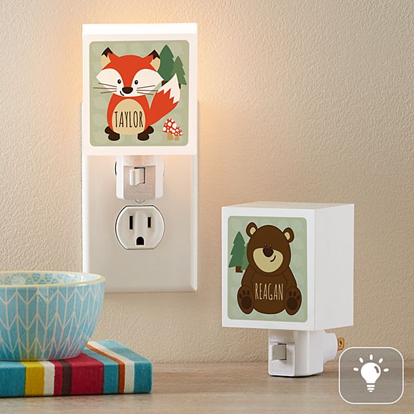 Forest Friends Nightlight