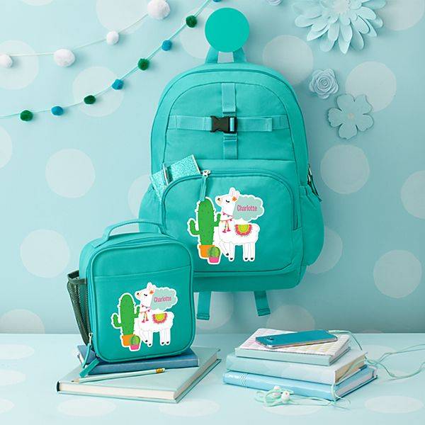 Fun Graphic Aqua Backpack Collection