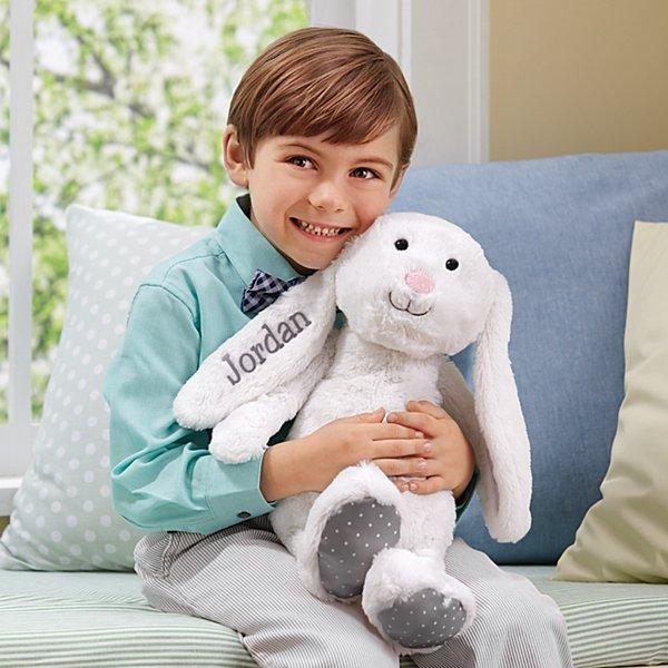 Hop `N Cuddle Bunny