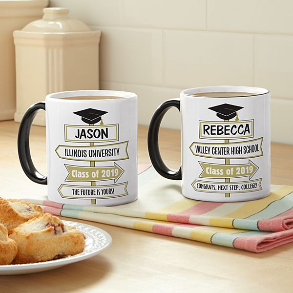 Path To Success Mug
