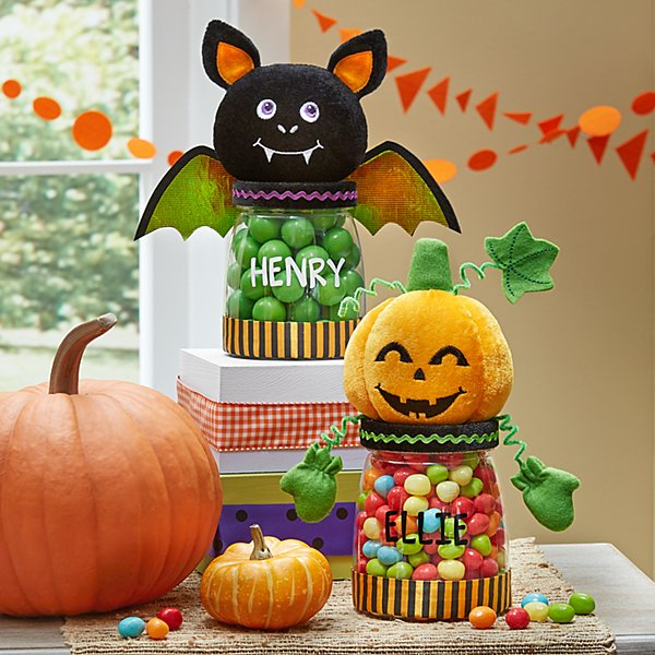 Wicked Cute Plush Treat Jars