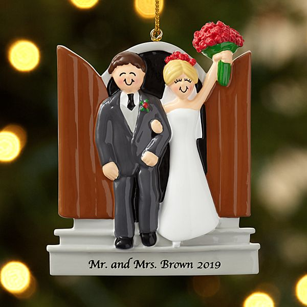 We Said I Do! Ornament