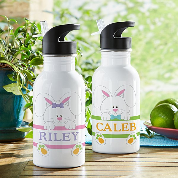 Silly Rabbit Water Bottle
