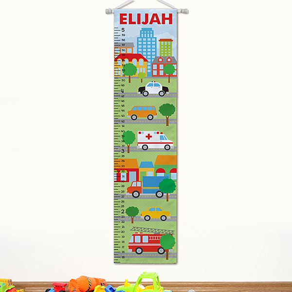 City Taller & Taller Growth Chart
