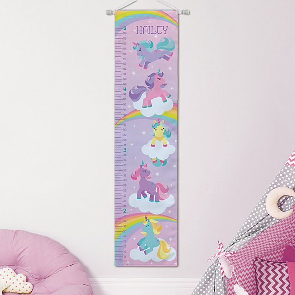 Unicorn Taller & Taller Growth Chart