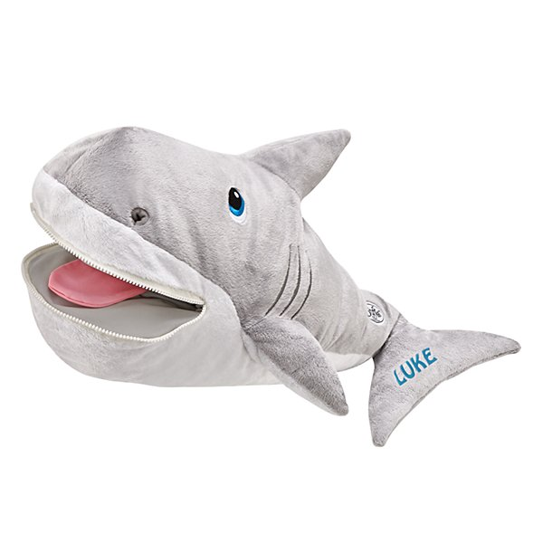 Personalized Stuffies® - Phineas the Shark