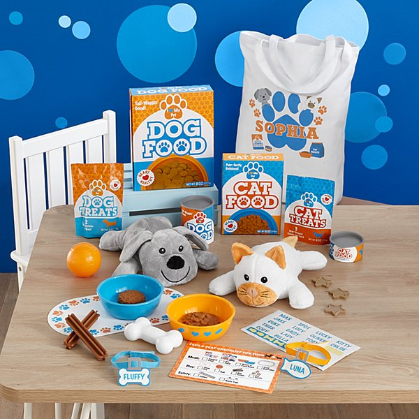 Melissa & Doug® Feed & Play Pet Set