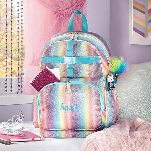 Rainbow Sparkle Backpack