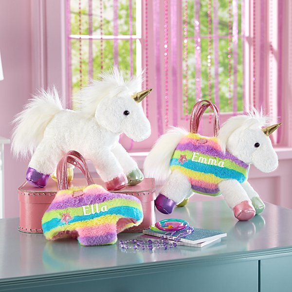 Rainbow Unicorn Carrier