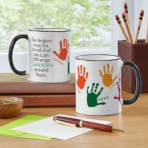 Wrapped Around My Finger Mug