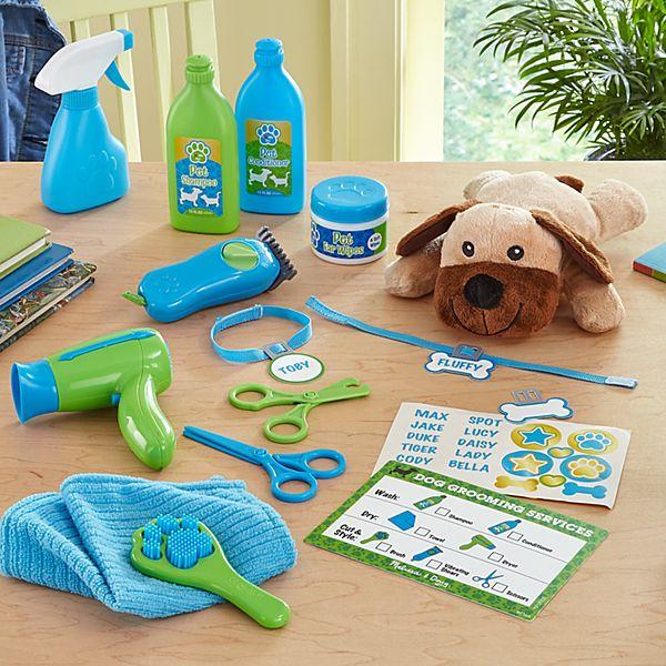 Melissa & Doug® Animal Care Play Set