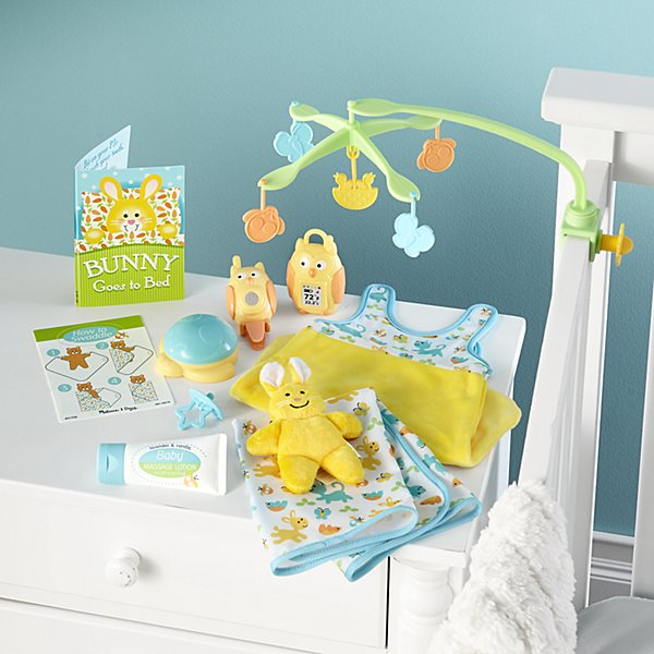 Melissa & Doug® Mine To Love Bedtime Playset