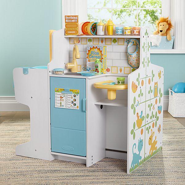 Melissa & Doug® Baby Care Activity Center