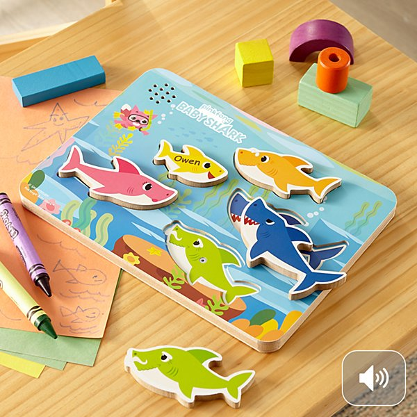 Baby Shark Singing Puzzle