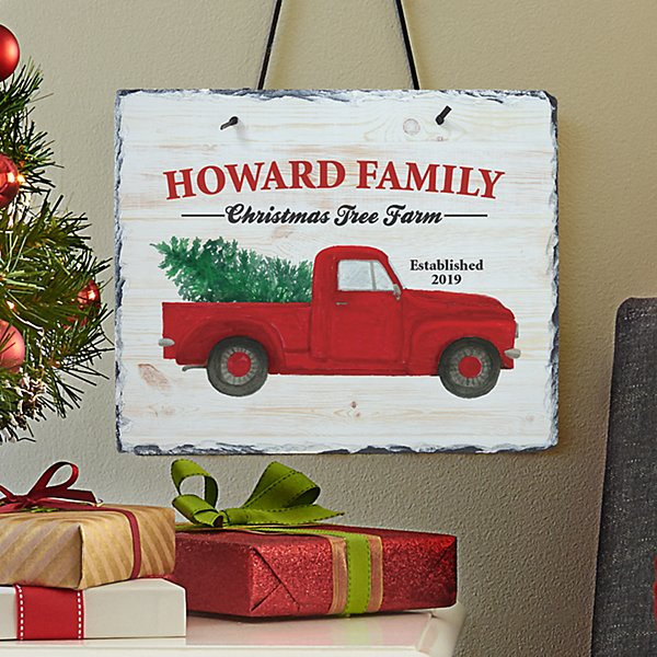 Christmas Tree Farm  Slate