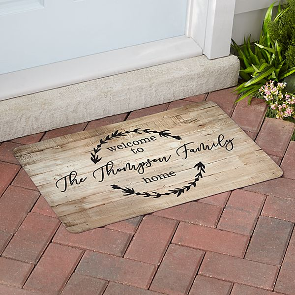 Family Vines Doormat