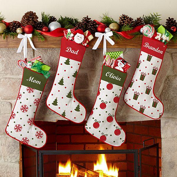 Holiday Cheer Stocking