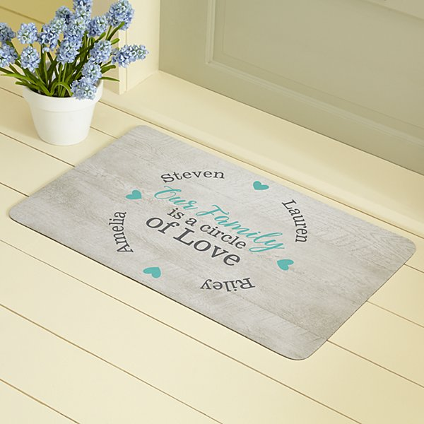 Love All Around Doormat
