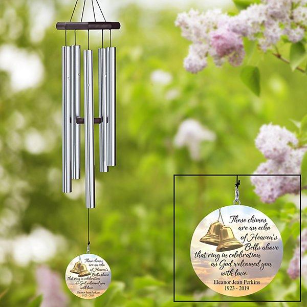Heaven's Bells Memorial Wind Chime