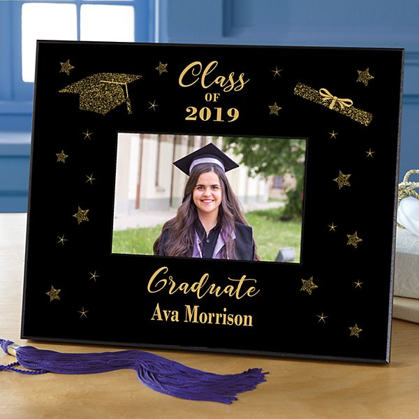 Stand Out Star Graduation Frame