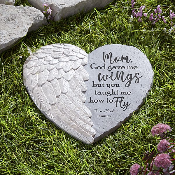 Taught Me to Fly Stepping Stone
