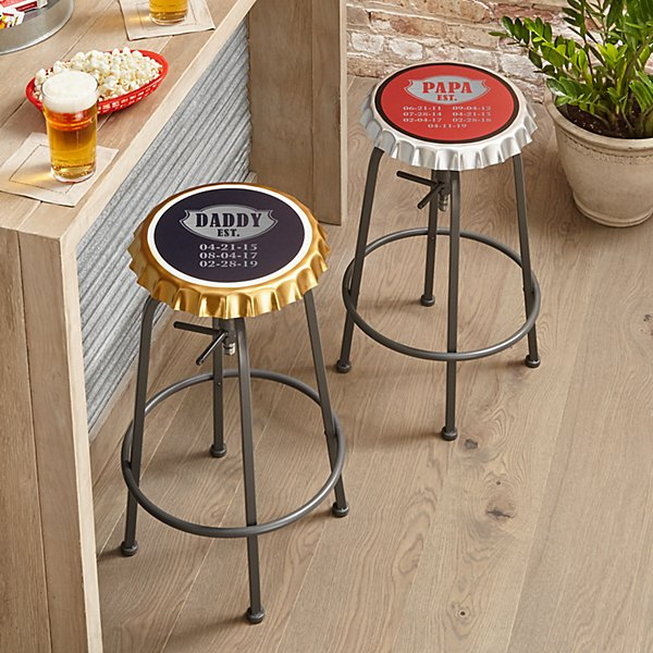 Established Bar Stool
