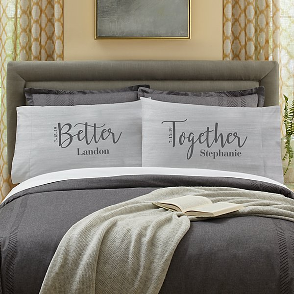 Better Together Pillowcases - Set of 2