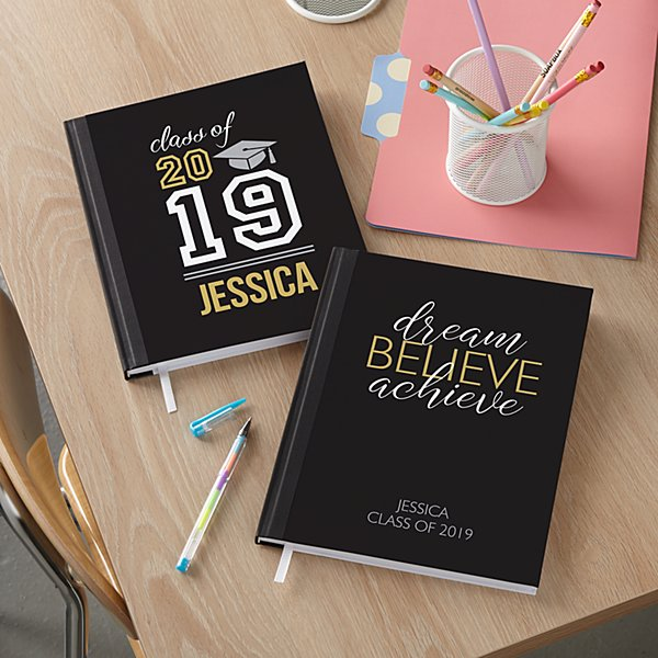 Best In Class Graduation Notebook