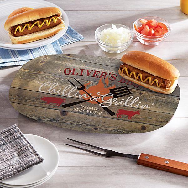 Chillin' & Grillin' BBQ Platter