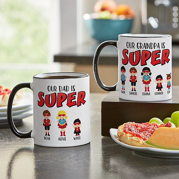 Super Hero Mug