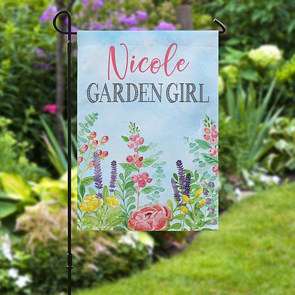 Garden Party Garden Flag