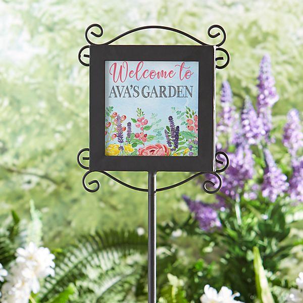 Garden Party Garden Stake