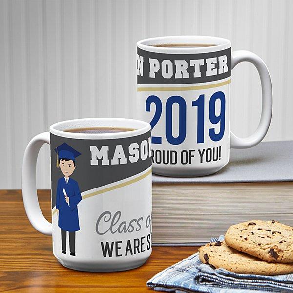 Graduation Character Mug
