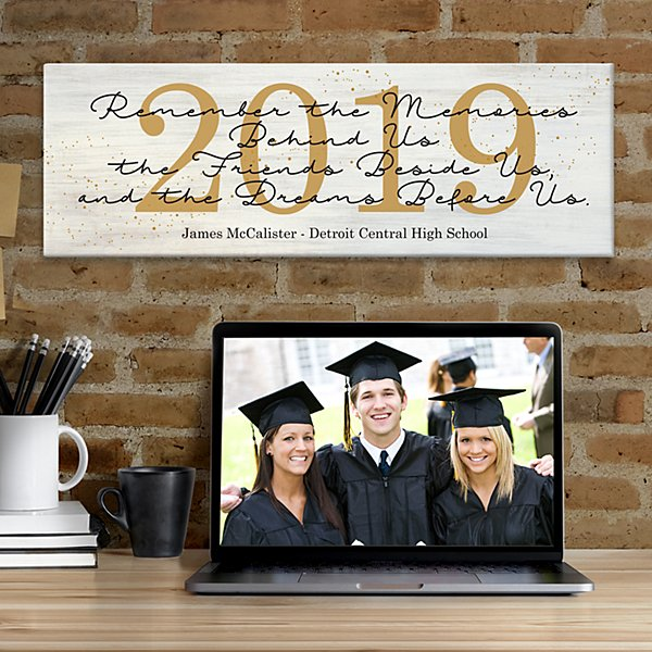 Graduation Memories Canvas