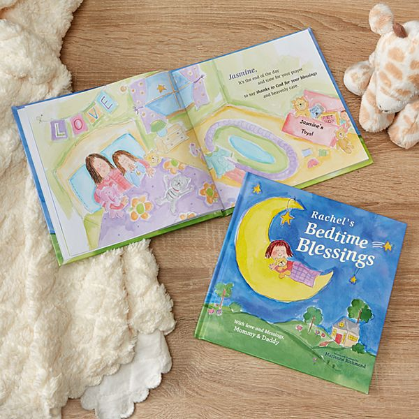 Bedtime Blessings Prayer Book
