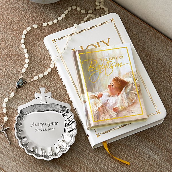 Baptism Remembrance Gift Set