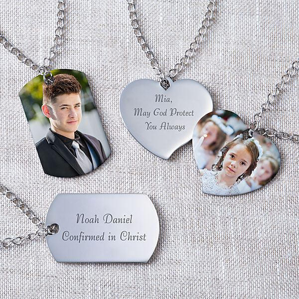 Child Of God Photo Pendant
