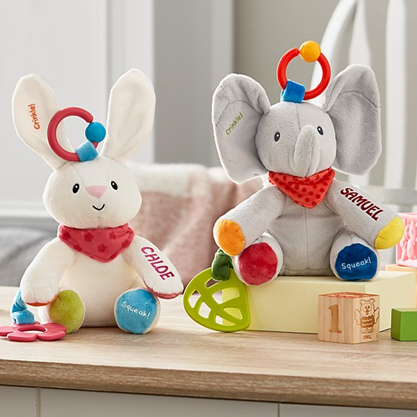 GUND® Plush Activity Toys