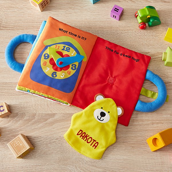 Melissa & Doug® My First Activity Soft Book