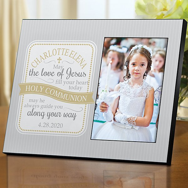 Sacrament Blessings Keepsake Frame