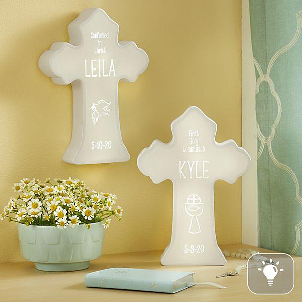 Sacrament Lighted Cross