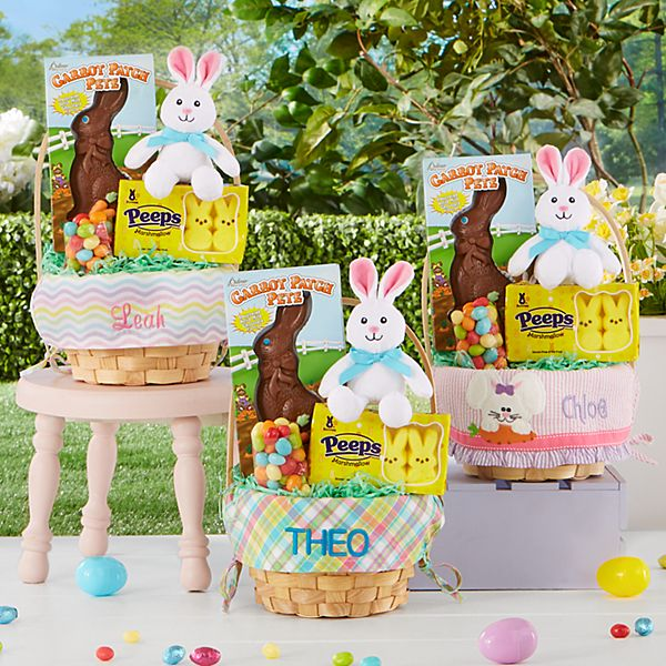 "8"" Create Your Own Easter Basket"